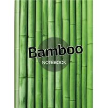 """Канцелярська книга """"Малюнки природи. Bamboo"""" А4, клітинка, 96 арк."""
