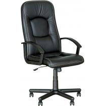 Кресло OMEGA, ECO-30, искусственная кожа, черное, Украина