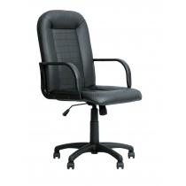 Кресло MUSTANG, ECO-30, искусственная кожа, черное, Украина