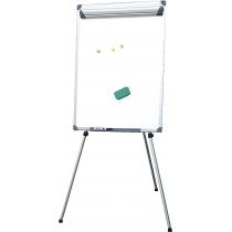 Фліпчарт магнітно-маркерний з притиском, 70 х 100 см