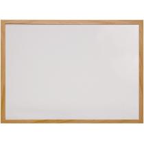 Дошка магнітно-маркерна, рамка MDF, 45х60 см