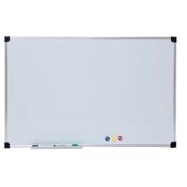 Доска магнитно-маркерная, 35 x 50 см, алюминиевая рамка