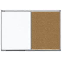 Доски презентационные комбинированные, 90 x 60 см