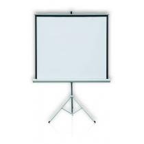 Екран проекційний PROFI, 199х199 см, на тринозі