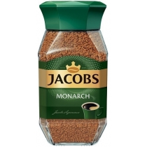 "Кофе растворимый Jacobs ""Monarch"", 200г."
