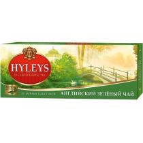 Чай Hyleys 25 шт х 1,5 г зеленый