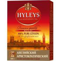 Чай Hyleys Английский аристократический 100 г черный