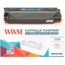 Картридж тонерный WWM для Canon FC-128/230/310/330 аналог E16
