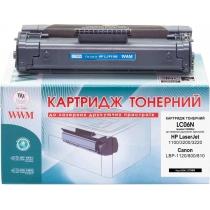 Картридж тонерный WWM для HP LJ 1100, Canon LBP-800/810 аналог C4092A