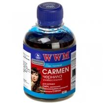 Чернила для Canon, Carmen CU/C, cyan, 200 г.