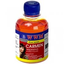 Чернила для Canon, Carmen CU/Y, yellow, 200 г.