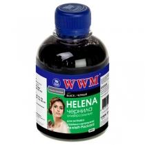 Чорнила для HP, Helena HU/B, black, 200 г.