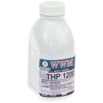 Тонер WWM THP1200 для HP LJ 1200/1220/1300, Black, 150г