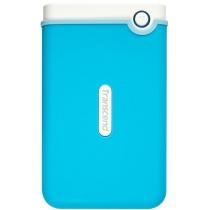 """Жесткий диск TRANSCEND 1TB TS1TSJ25M3B USB 3.0 StoreJet 2.5"""" M3 Blue"""