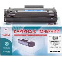 Картридж тонерный WWM для Canon MF4018/4120/4140 аналог FX-10