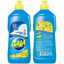 Средство для мытья посуды жидкость Gala 500 мл лимон
