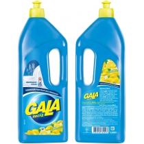 Средство для мытья посуды Лимон-яблоко Gala 1 л