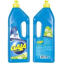Средство для мытья посуды жидкость яблоко GALA 1 л