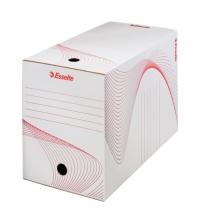 Архівний  короб Esselte Standard 200 мм колір білий