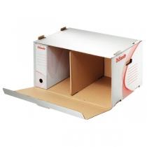 Архивный контейнер Esselte Standard передняя загрузка  белый