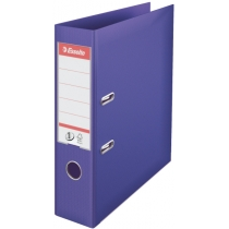 Папка-реєстратор Esselte No.1 Power А4 75мм, колір фіолетовий