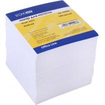Бумага для заметок Economix, белая, 90х90, 1000 л. ( E20998 )