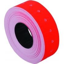 Этикетки-ценники Economix 21х12 мм красные (1000 шт./рул.), E21301-03