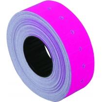 Этикетки-ценники Economix 21х12 мм розовые (1000 шт./рул.), E21301-09