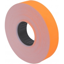 Этикетки-ценники Economix 23х16 мм оранжевые (700 шт./рул.), E21302-06