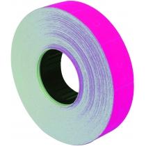 Этикетки-ценники Economix 23х16 мм розовые (700 шт./рул.), E21302-09