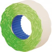 Етикетки-цінники Economix 22х12 мм зелені (1000 шт. / рул.), E22301-04