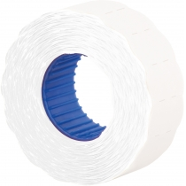 Этикетки-ценники Economix 22х12 мм белые (1000 шт./рул.), E22301-14