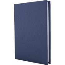 Ежедневник недатированный, А5, Sand, темно-синий