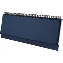 Планінг недатований Carin, темно-синій, 325х102 мм, 124 арк.