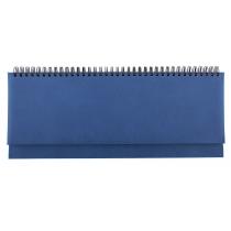Планінг недатований Megara, синій, 325х102 мм, 124 арк.