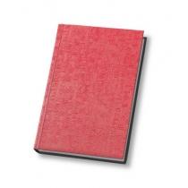 """Блокнот """"Египет"""" А4  обложка с рельефным рисунком, красный, 96 л."""