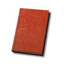 """Блокнот """"Египет"""" А4 обложка с рельефным рисунком, бордо, 96 л."""