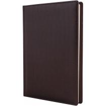 Щоденник недатований, А5, Ostrich, бордо