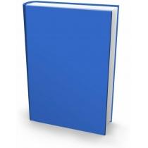 Книга учета 192 листа линейка бумвинил