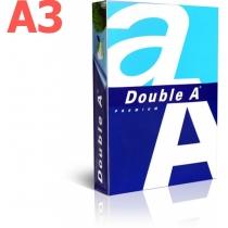 Бумага офисная Double A, A3, 80г / м2, 500л, класс A