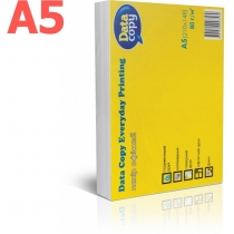 Бумага офисная DATA Copy А5 80 г/м2, 500 л, класс A