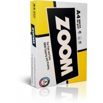 Бумага офисная ZOOM А4, 80 г/м2, 500 л, класс C