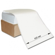 Бумага парфорированная