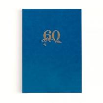 """Папка поздравительная """"60 лет"""""""