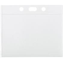 Бейдж горизонтальный, пластиковый ( E41407 )