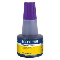 Фарба штемпельна  ТМ Economix, фіолетова