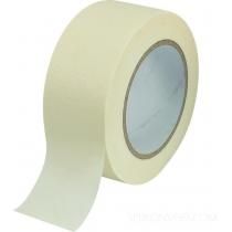 Лента клейкая малярная 50мм*27м, желтая