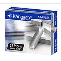 Скобы №23/15 (1000 шт.), Kangaro