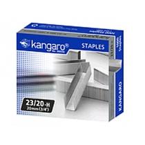 Скобы №23/20 (1000 шт.), Kangaro