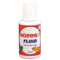 Корректор-жидкость Kores Fluid, химическая основа